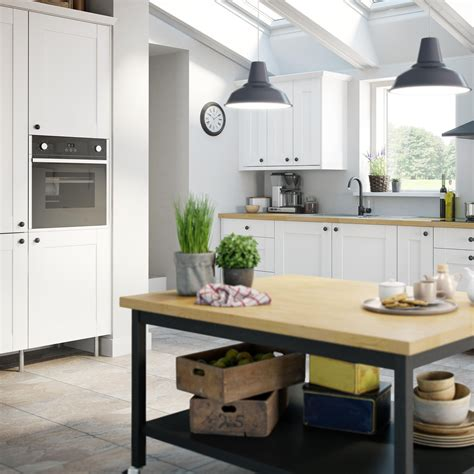 Industrial kitchen design ideas   Ideas & Advice   DIY at B&Q