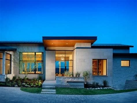 contemporary house plans single story great modern single story house plans uploaded by
