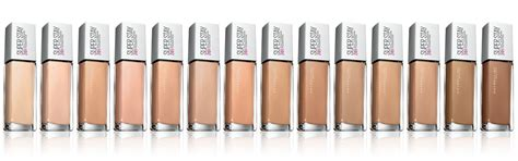 Maybelline Superstay 24hr Primer superstay 24hr 174 foundation