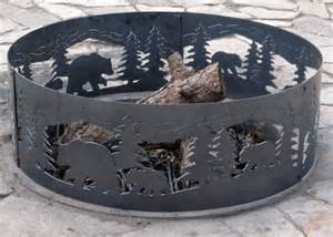 Outdoor Pit Ring Decorative And Cubs Ring