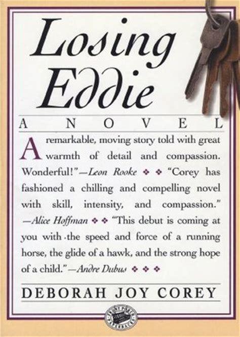 losing a novel losing eddie by deborah corey reviews discussion