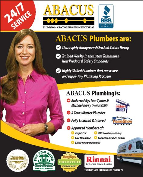 Abacus Plumbing by Abacus Cdt Plumbing Contractors Wrench