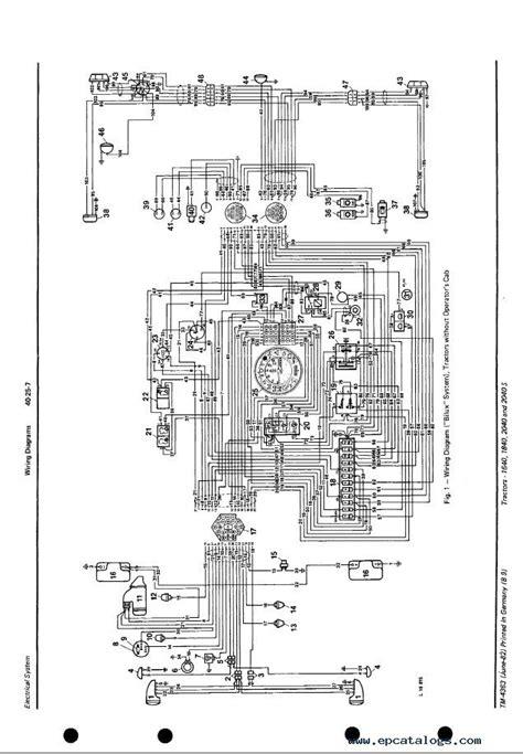 John Deere 1640-1840-2040-2040S Tractors TM4363 PDF