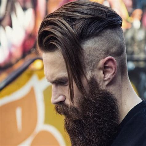 rugged hairstyles 50 smart hairstyles for with receding hairlines hairstyles world