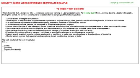 Work Experience Letter With Salary Details Format For Certification Letter Ideas Sle Letter Requesting Transfer Certificate Cover