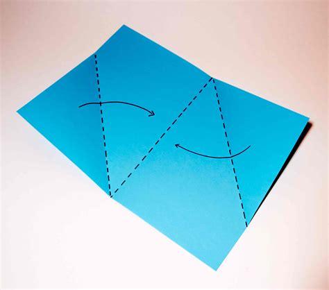 Brief Selber Falten by Briefkunstwerke Falten Sie Ihren Eigenen Briefumschlag