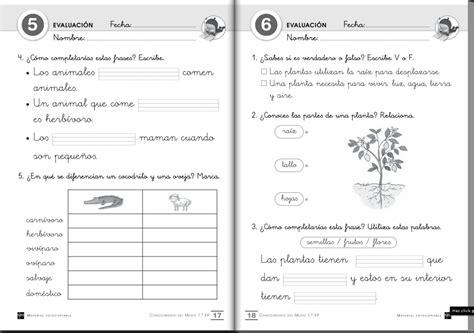 preguntas en ingles y español personales http www primerodecarlos fichas sm evaluaciones