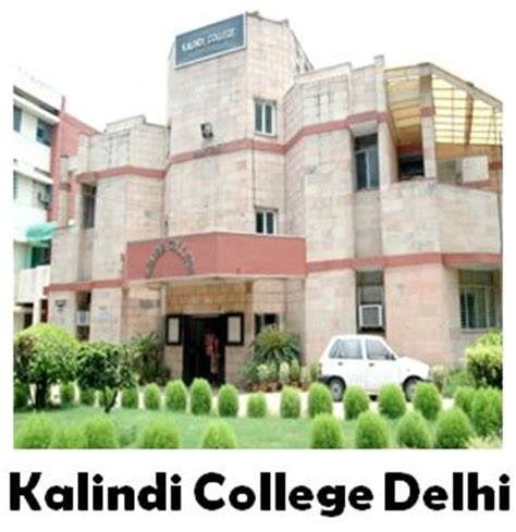 Delhi School Of Economics Mba Cut 2016 by Kalindi College Delhi Admission 2015 2016 Cut