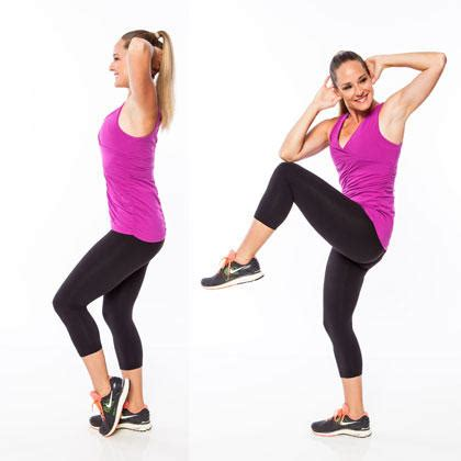 vertical abs workout 6 standing abs exercises for a flat stomach shape magazine