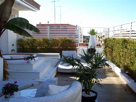 terrazza o terrazzo soluzione per un terrazzo ventoso architettura e design