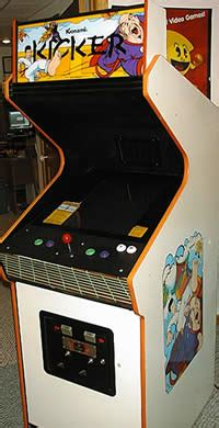 Mappy Arcade Cabinet by Jeffs Classic Arcade 187 Post Topic 187 Kicker Konami Cabinet