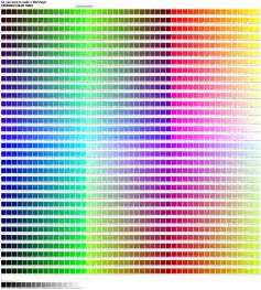 hexadecimal color codes hex color code with image exeideas let s your mind rock