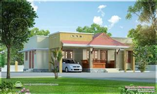 Small House Plans In Kerala Small House Plan Kerala Style House Design Ideas