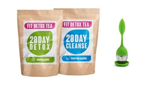 Besties For Detox by Detox Tea Pack Groupon