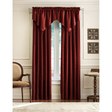 discount curtains and window treatments window treatments jcpenney retro dining room