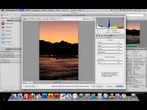 tutorial photoshop raw tutorial photoshop camera raw 6 le basi youtube