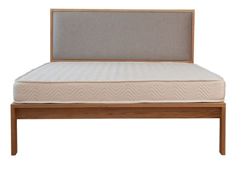 bed with padded headboard shetland bed padded headboard natural bed company