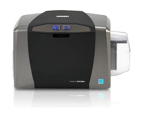 Printer Kartu Id Card Fargo Dtc 1250 E ciptama computer printer id card