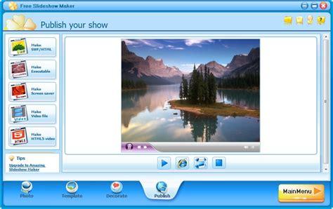 free download full version photo slideshow software free slideshow maker download