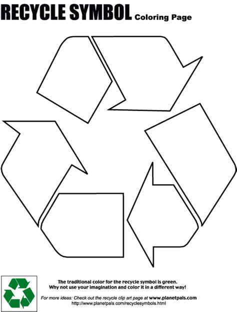 coloring pages for recycling earth day coloring pages
