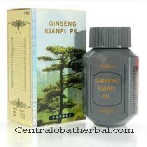 Jual Ginseng Kianpi Pil Surabaya kianpi pil ginseng central obat herbal malang