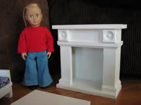 Making Wainscoting Fireplace Doll Furniture For American Or By