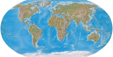 earth global map map of the world world physical map world geography map