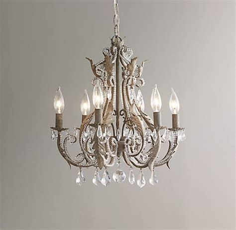 small chandelier palais small chandelier aged metal