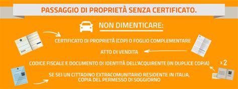 quanto costa permesso di soggiorno guida al passaggio di propriet 224 voce arancio