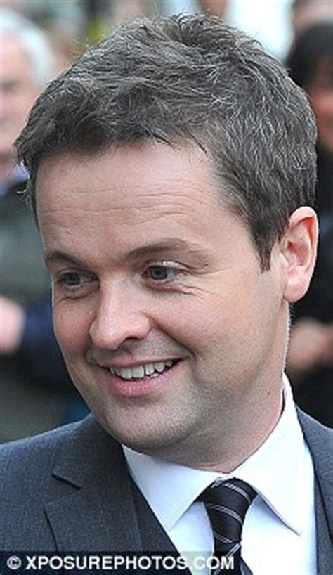 declan donnelly hair transplant declan donnelly sports suspiciously thick locks just a few