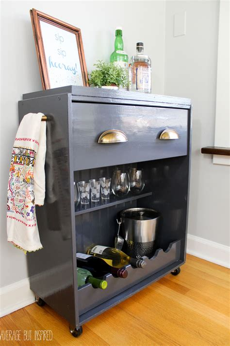 ikea bar hack ikea rast hack a dresser becomes a bar cart bar carts