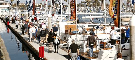 boat shows in california nmma sells los angeles san diego boat shows cancels san