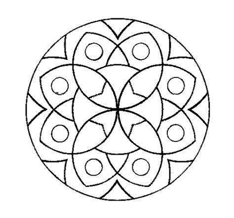 mandalas originales para pintar 13 mandala 13 coloring page coloringcrew com