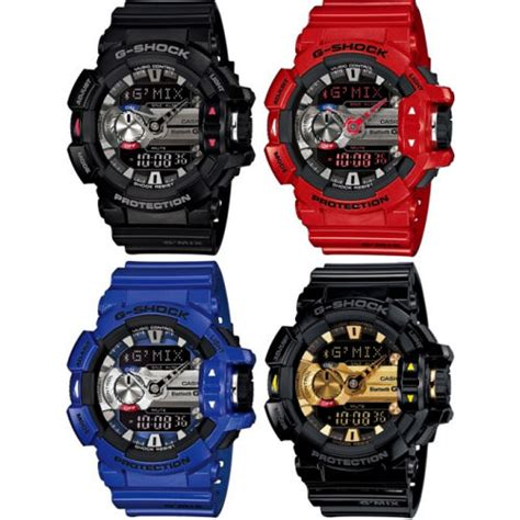 G Shock Gba 400 D 5 reloj casio g shock gba 400 1aer bluetooth en oferta