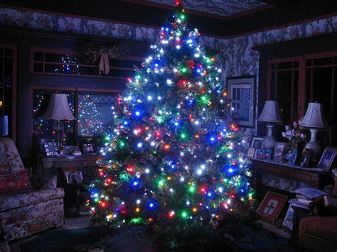 and green led tree lights led light design gorgeous tree lights led decor