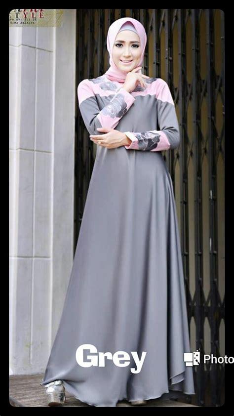 a yunina by fitria style jual busana muslim