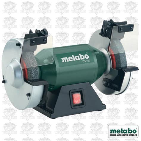 metabo bench grinder review metabo 619150000 3 8 amp 6 quot bench grinder