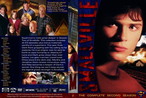 Sale Dvd Smallville Season 3 smallville season 2 tv dvd custom covers smallville s02 r1 dvd covers
