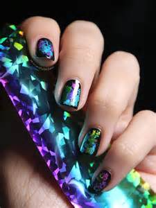 1000 images about iridescent nail art on pinterest nail