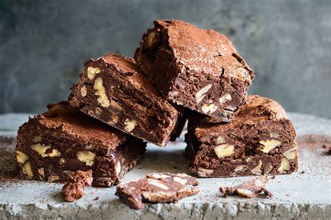 best chocolate brownies the best chocolate brownies recipes delicious au