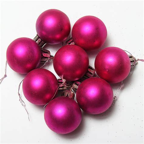 Hiasan Klip Natal Klip Gold 24 buah kilau bola bola natal pohon natal yang digantung pernak pernik dekorasi hiasan ceri