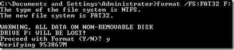 format harddisk ke fat32 cara format hdd external ke fat32 di windows tips dani