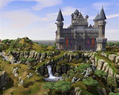 sims 4 medieval castle the castle stuff for sims 3