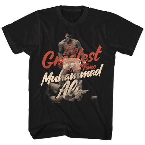 Muhammad Ali Black Shirt muhammad ali shirt the greatest black t shirt muhammad