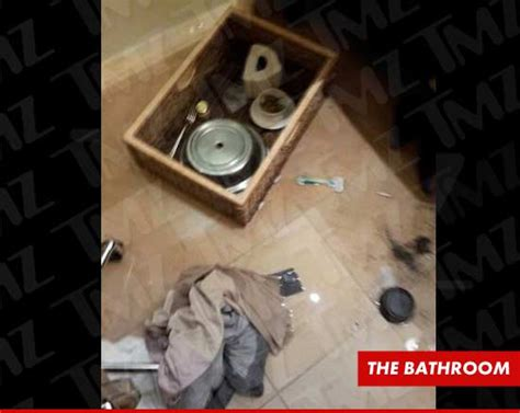 whitney houston died in bathtub whitney houston s final meal photos of alcohol in hotel room tmz com