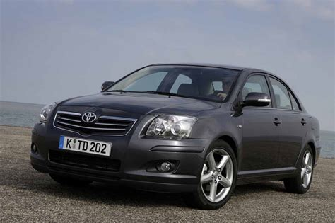 2006 Toyota Avensis Review Toyota Avensis 2006 Pictures