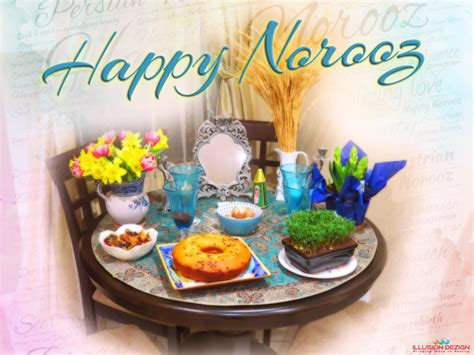happy norooz persian new year by bob parsi photoshop
