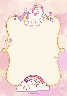 free printable birthday card unicorn unicorn party free printable invitations oh my fiesta