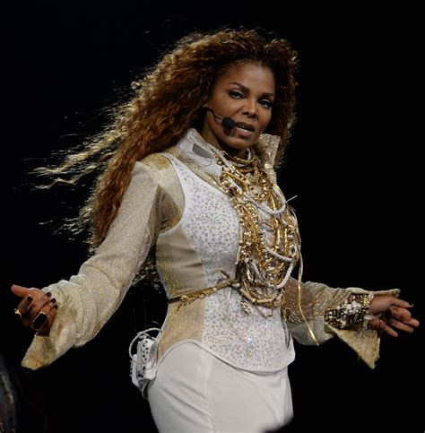 Janet Jackson Really Let Herself Go by Janet Jackson Opens Unbreakable Tour In Vancouver