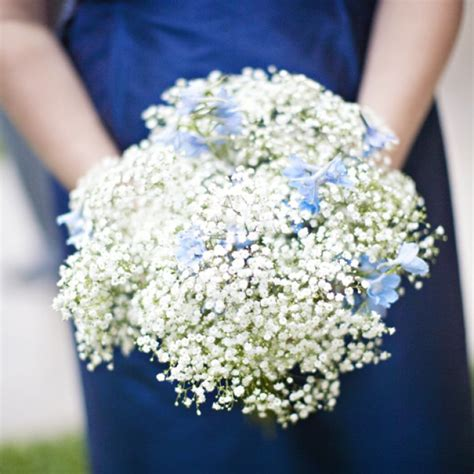 Wedding Bouquet Baby S Breath by Baby S Breath Bouquet Wedding Flower